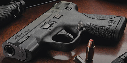M And P Shield 40 Homepage | Smith &...