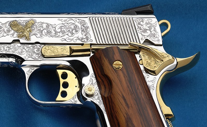 Engraving Services Smith Wesson