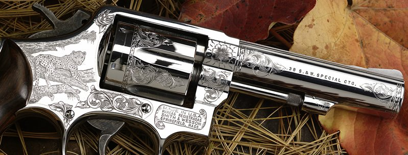 Engraving Services | Smith & Wesson