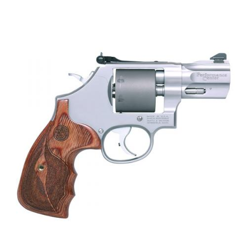 "Smith & Wesson - PERFORMANCE CENTER® Model 986 2.5"" Barrel"