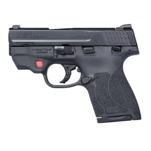 NEW Smith & Wesson M&P Shield M2.0 9mm subcompact with Crimson Trace laser just $460 out-the-door!!!