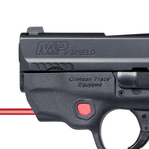 M&P®9 SHIELD M2 0™ Integrated Crimson Trace® Red Laser NTS | Smith