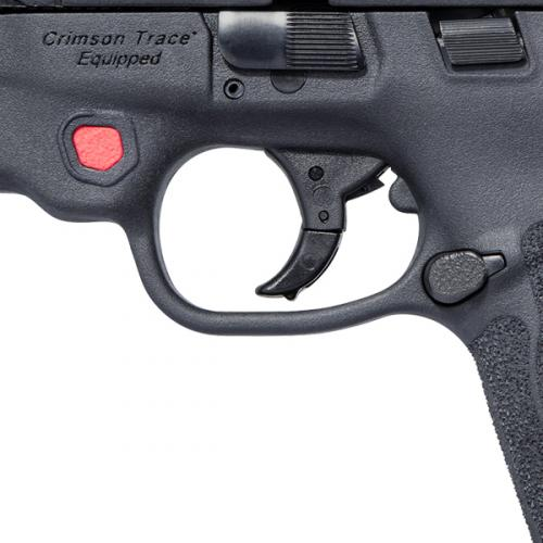 M&P®9 SHIELD M2 0™ Integrated Crimson Trace® Red Laser NTS