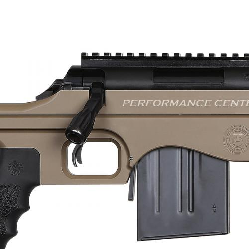 Smith & wesson - Performance Center® T/C® LRR Flat Dark Earth 6.5 Creedmoor - 1