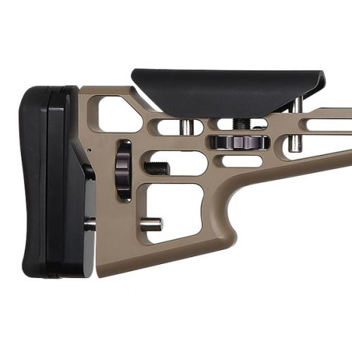 Smith & wesson - Performance Center® T/C® LRR Flat Dark Earth 6.5 Creedmoor - 5