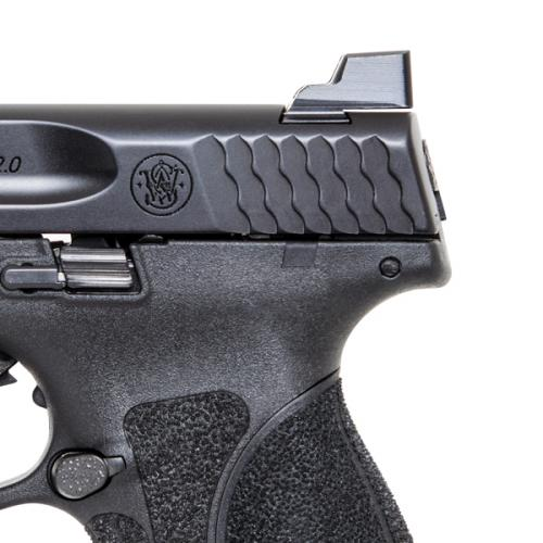 M&P®9 M2 0™ with Threaded Barrel | Smith & Wesson