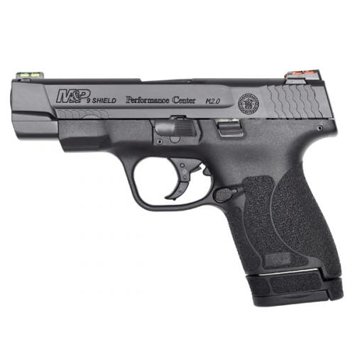 "Smith & Wesson - Performance Center® M&P®9 SHIELD™ M2.0™ 4"" Barrel"