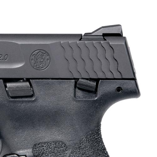 M&P®9 SHIELD M2.0™ Manual Thumb Safety | Smith & Wesson