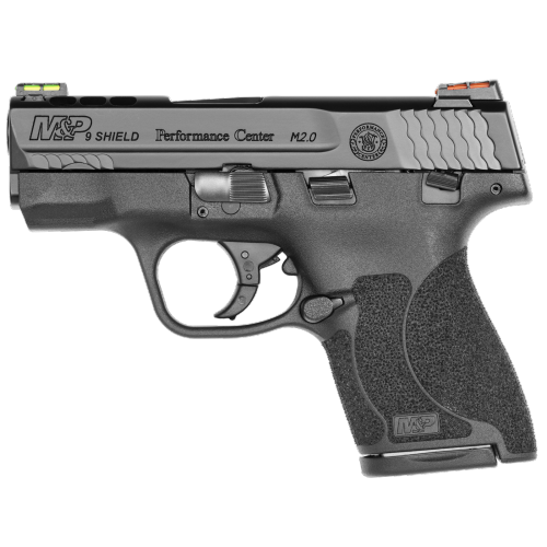 Smith & wesson - Performance Center® Ported M&P®9 SHIELD™ M2.0™ Hi Viz® Sights - 1