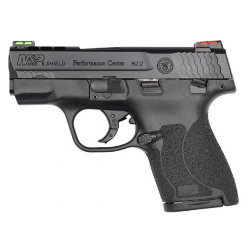 Smith & Wesson - Performance Center® Ported M&P®9 SHIELD™ M2.0™ Hi Viz® Sights