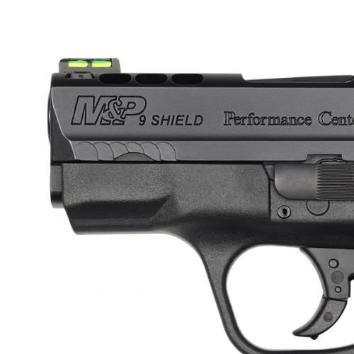 Smith & wesson - Performance Center® Ported M&P®9 SHIELD™ M2.0™ Hi Viz® Sights - 0