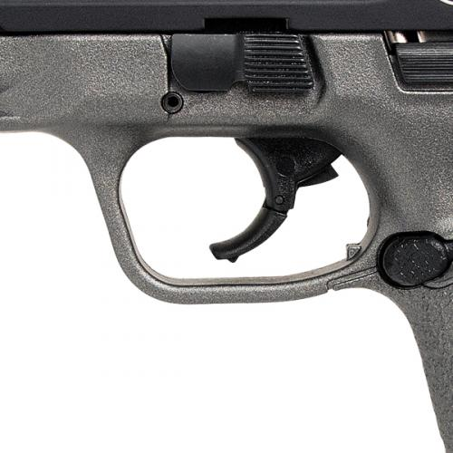 M&P®22 Compact Tungsten Gray Cerakote® Frame | Smith & Wesson