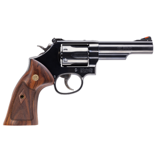 Smith & Wesson - Home Defense - Model 19