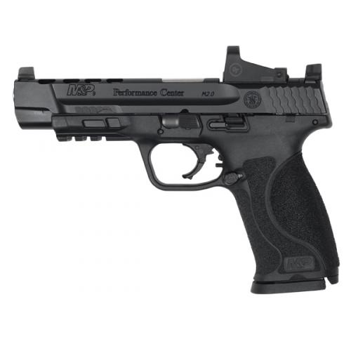 Smith & Wesson - Performance Center® M&P®9 M2.0™ Crimson Trace® Red Dot Optic