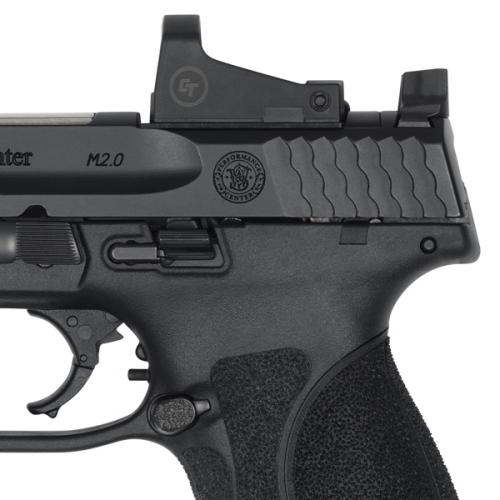 Smith & wesson - Performance Center® M&P®9 M2.0™ Crimson Trace® Red Dot Optic - 1