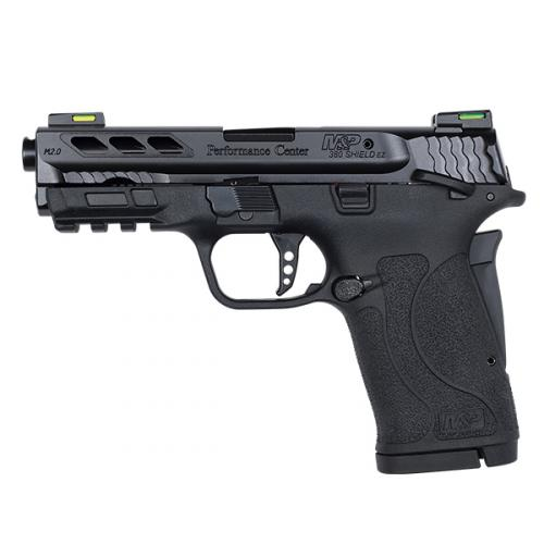 Smith & Wesson - Performance Center® M&P®380 SHIELD™ EZ® M2.0™ Black Ported Barrel