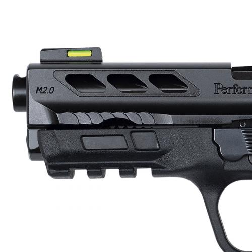 Smith & wesson - Performance Center® M&P®380 SHIELD™ EZ® M2.0™ Black Ported Barrel - 0