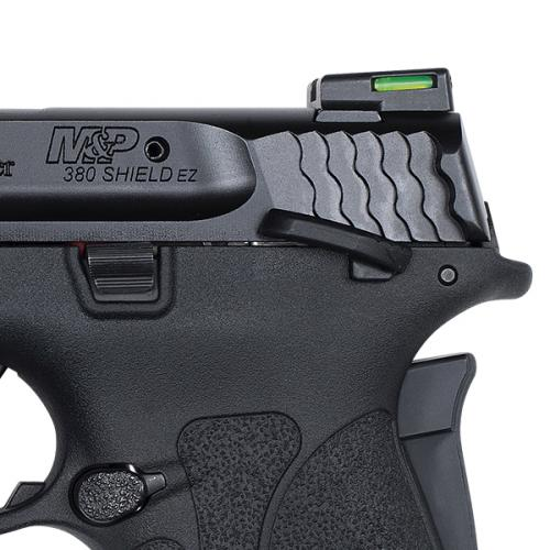 Smith & wesson - Performance Center® M&P®380 SHIELD™ EZ® M2.0™ Black Ported Barrel - 1