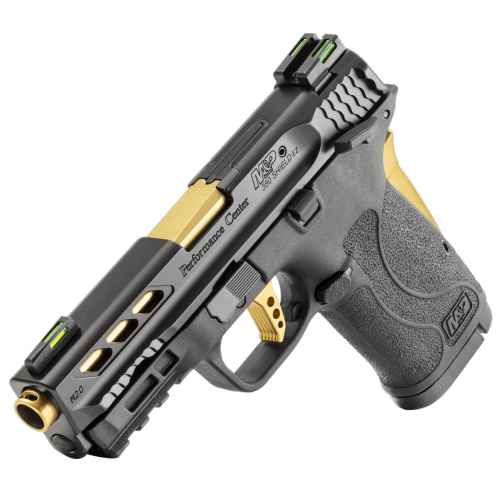 Smith & wesson - Performance Center® M&P®380 SHIELD™ EZ® M2.0™ Gold Ported Barrel - 0