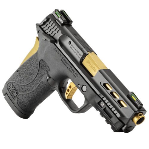 Smith & wesson - Performance Center® M&P®380 SHIELD™ EZ® M2.0™ Gold Ported Barrel - 3