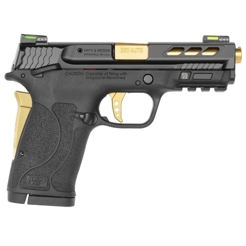 Smith & wesson - Performance Center® M&P®380 SHIELD™ EZ® M2.0™ Gold Ported Barrel - 2