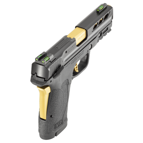 Smith & wesson - Performance Center® M&P®380 SHIELD™ EZ® M2.0™ Gold Ported Barrel - 4