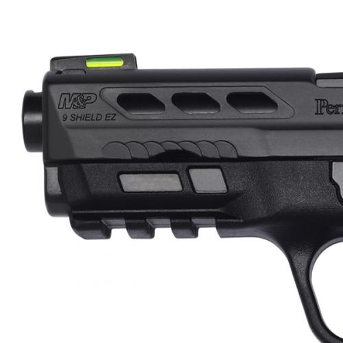 Smith & wesson - Performance Center® M&P®9 SHIELD™ EZ® Black Ported Barrel Manual Thumb Safety - 0