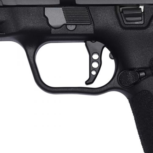 Smith & wesson - Performance Center® M&P®9 SHIELD™ EZ® Black Ported Barrel Manual Thumb Safety - 2