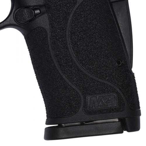 Smith & wesson - Performance Center® M&P®9 SHIELD™ EZ® Black Ported Barrel Manual Thumb Safety - 3