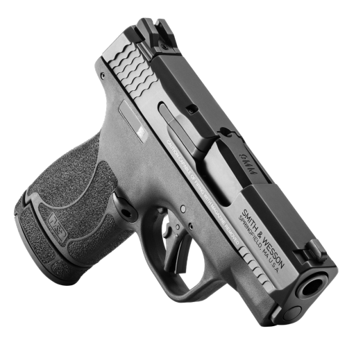 Smith & wesson - M&P 9 SHIELD PLUS Manual Thumb Safety - 2