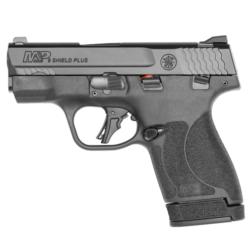 Smith & Wesson - M&P 9 SHIELD PLUS Manual Thumb Safety