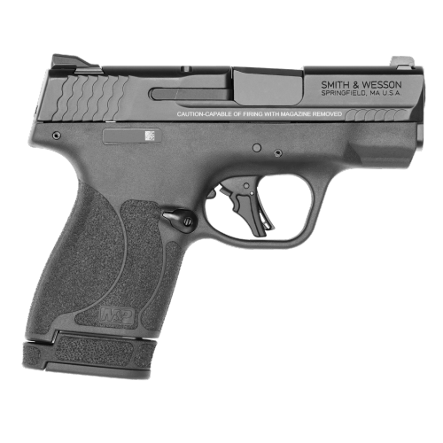 Smith & wesson - M&P 9 SHIELD PLUS Manual Thumb Safety - 3