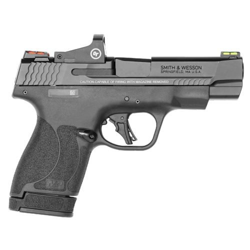 Smith & wesson - Performance Center M&P 9 SHIELD PLUS CRIMSON TRACE - 3