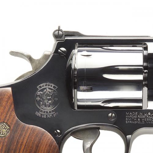 Smith & wesson - Model 29 - S&W Classics 4  Blue - 1
