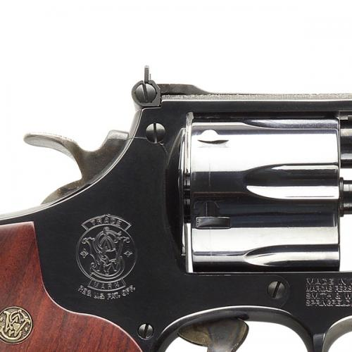 smith and wesson model 27 2 serial numbers
