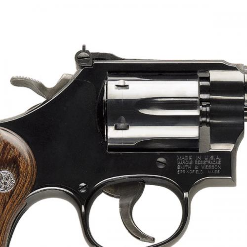 Smith & wesson - Model 17 Masterpiece™ - 1