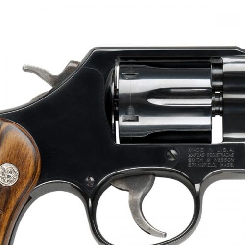 Smith & wesson - Model 10 - 1