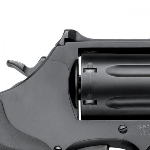 Smith And Wesson 386 Night Guard