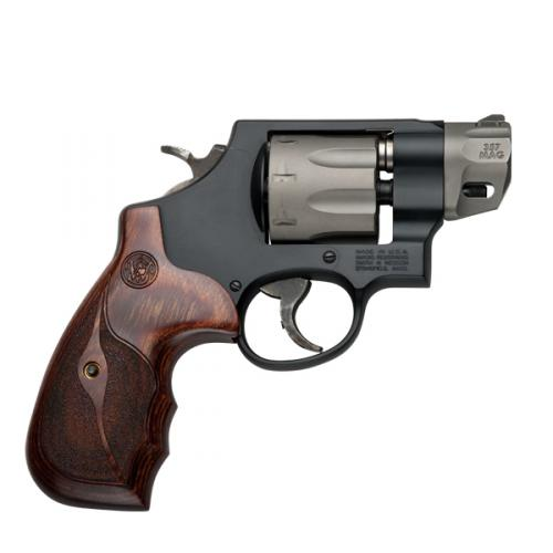 Smith & Wesson - Concealed Carry - Model 327