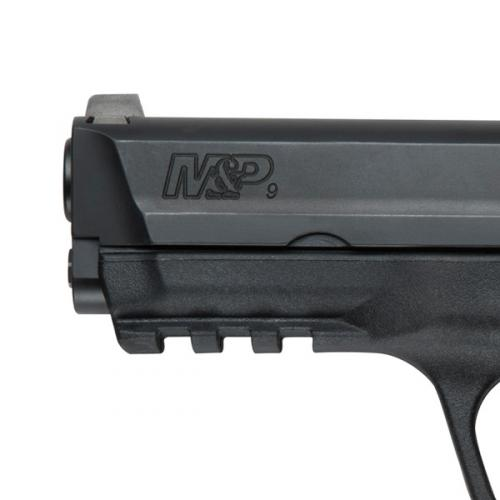 ARCHIVE: M&P®9 No Thumb Safety w/Crimson Trace® Laser Grips